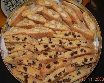 Ricette dolci cantucci toscani