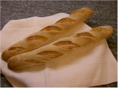 Prova Baguette Con Cottura In MdP Prova Baguette Facili