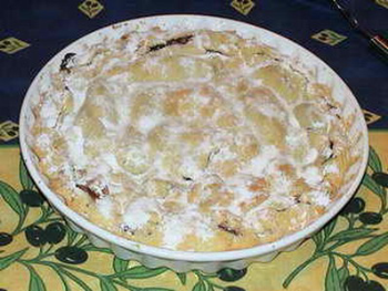 Apple pie (torta di mele)