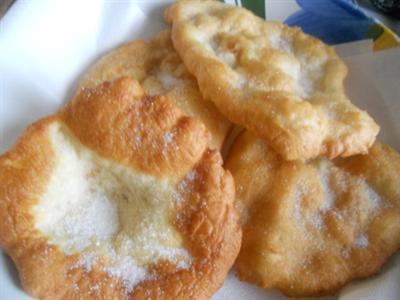 Fritola de la sagra (o della siora Gigia)