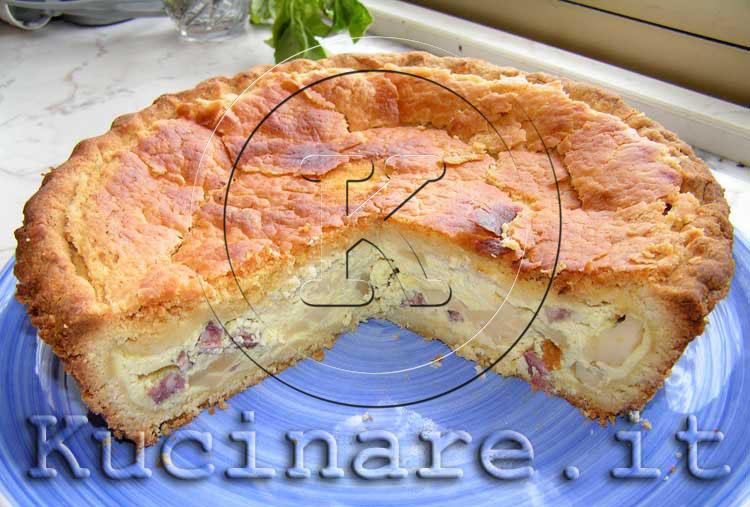 Pizza rustica - Ricetta di kucinare.it per kucinare.it